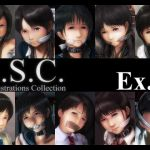 [RE214110] H.S.C. Illustration Collection Ex.4