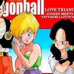 LOVE TRIANGLE Z: Gohan meets Er*sa