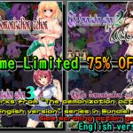"""[RE241221] [Time Limited 75% OFF!] 4 works from """"The demonization action English version"""" series"""
