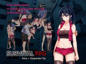 [RE252395] Survival RPG Alisa x Desperate City