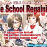 Pretty Girl Action Game The School Regaining
