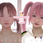 [RE265220] STARawBeRRy CHEESE CAKE #2 Yuna Satsuki