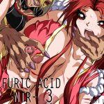 [RE262833] SULFURIC ACID -NTR- 3 Anime Set