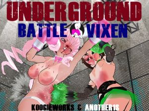 [RE277028] Underground Battle Vixens
