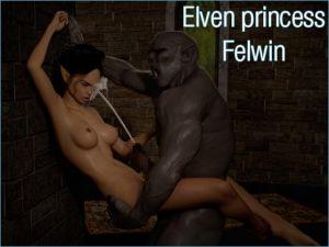 [RE287108] Felwin Elven Princess