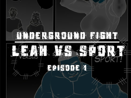 Leah vs Sport - Episode 1 By Adinaleen