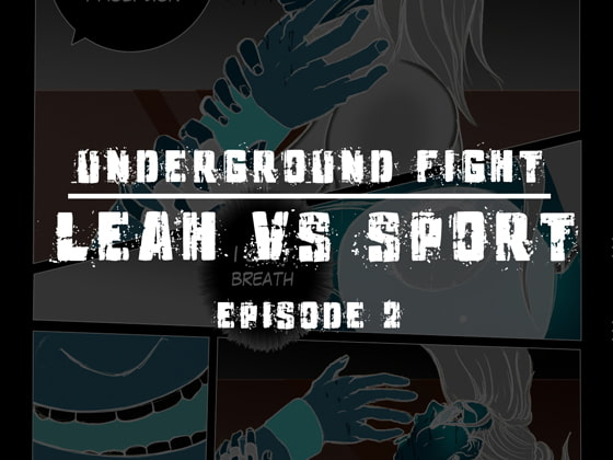 Leah vs Sport - Episode 2 By Adinaleen