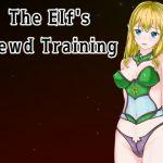The Elf's Lewd Training