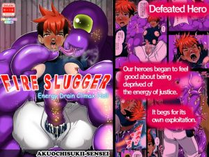 [RE290949] Fire Slugger: Energy Drain Climax Hell