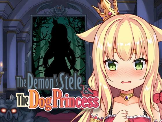 The Demon's Stele & The Dog Princess By HappyLambBarn