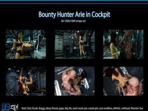[RE292790] Bounty Hunter Arie: Alien