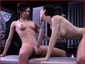 [RE292913] Aphrodisiac Massage