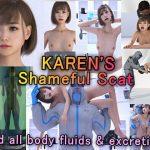Karen's Shameful Scat develop a shy vaccine!