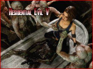 [RE295967] Residential Evil XXX (part 5)