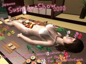 [RE299099] Japanese Sushi Art Show VR 2020