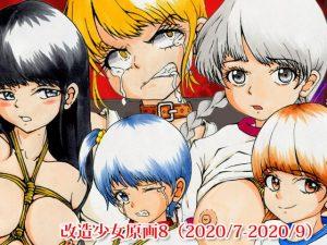 [RE300577] Cyborg Girls 8