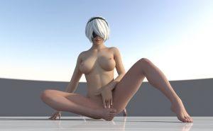 [RE301677] Naked Nier