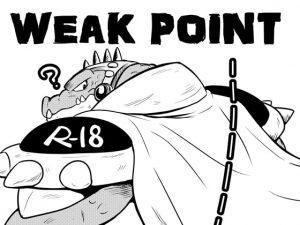 [RE308476] weak point