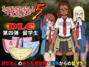 [RE308502] School Girl Courage Test 5 (DLC4 – Exchange Students)