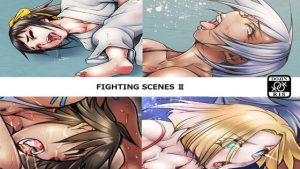 [RE310000] Fighting Scenes 2