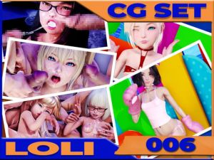 [RE318512] 3DCGLolis CG Gallery 06