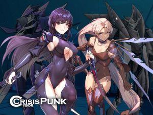 [RJ327063] Cyberpunk Crisis