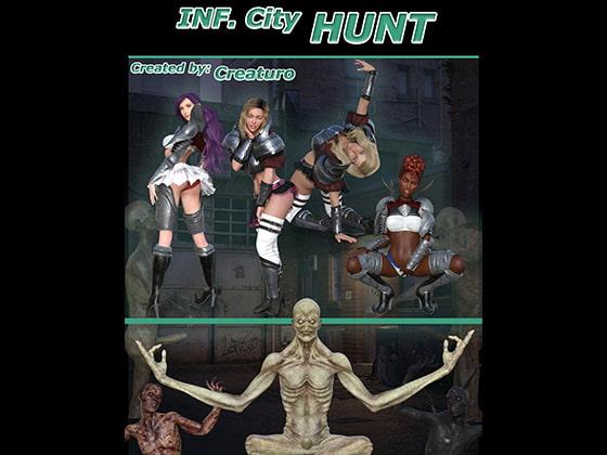 INF City Hunt By Creaturo's Universe