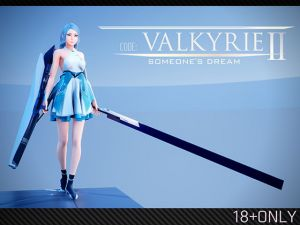 [RJ315257] CODE:VALKYRIE II