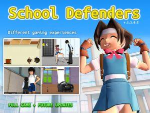 [RJ335631] School Defenders