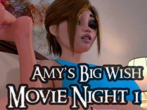 [RJ337283] Movie Night 1 of 2 (Amy's Big Wish – Episode 2, Part 2)