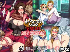 [RJ339135] Harvest MOO VIRUS #02 – Moo Hazard