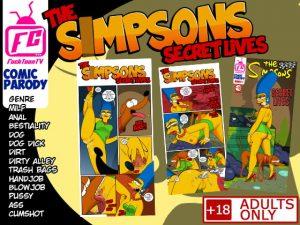 [RJ341783] the S*mpsons Secret Lives