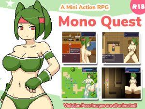 [RJ347748] Mono Quest [ENG Ver.]