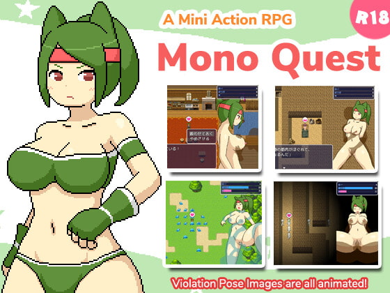 Mono Quest [ENG Ver.] By monotool